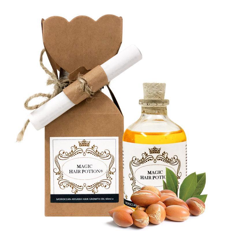 Limited Edition Moroccan Argana Hair Growth Oil