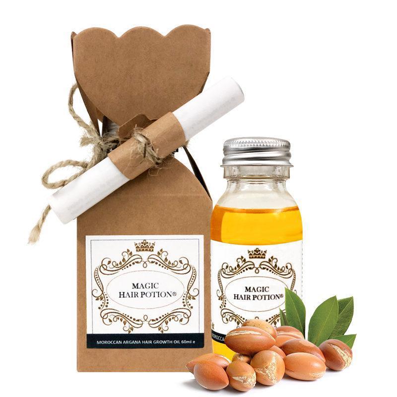 Moroccan Argana Hair Growth Oil